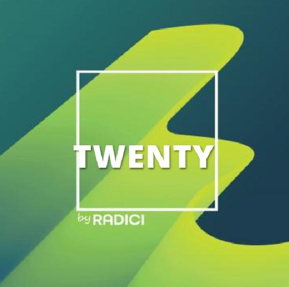 RADICI Twenty Kollektion